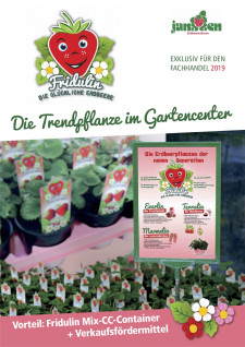 Trendpflanze im Gartencenter - Fridulin